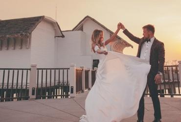 A dream wedding on Langkawi island