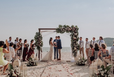 Beach wedding in Langkawi island : tips and tricks for organizing!